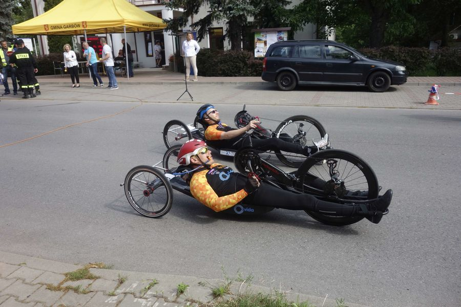 Wyścig kolarski fotogaleria
