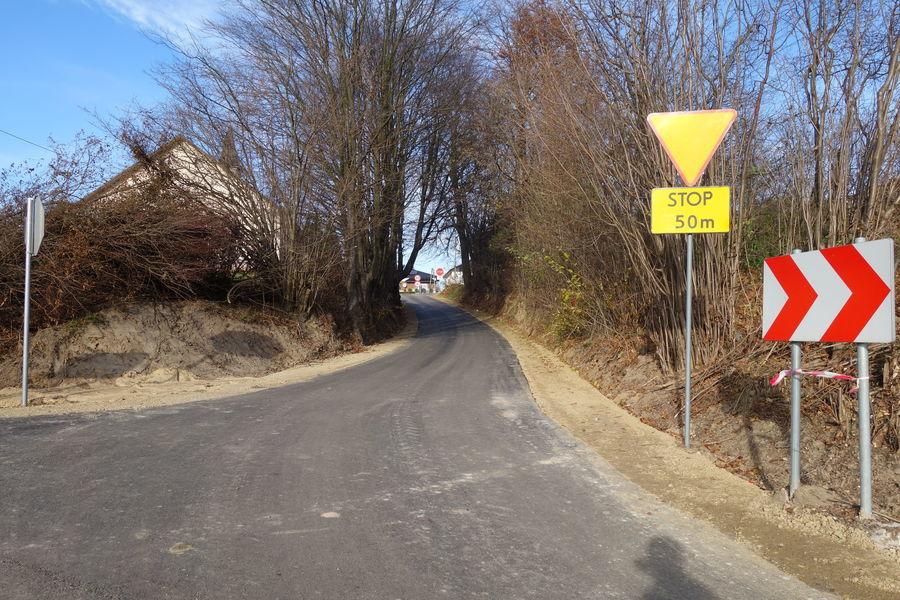 Droga w  Gutanowie 5