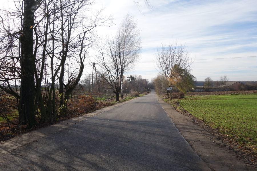 Droga w  Gutanowie 10