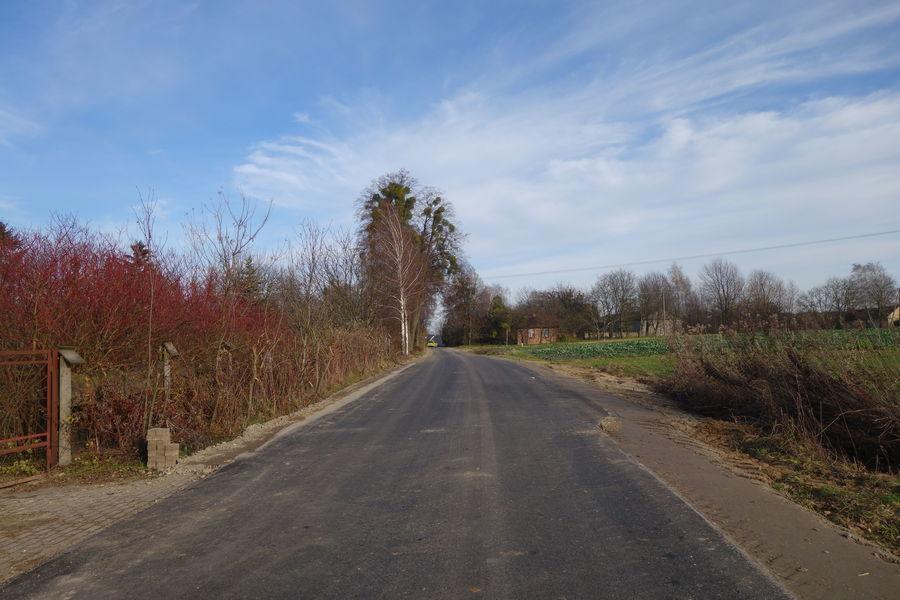 Droga w  Gutanowie 12