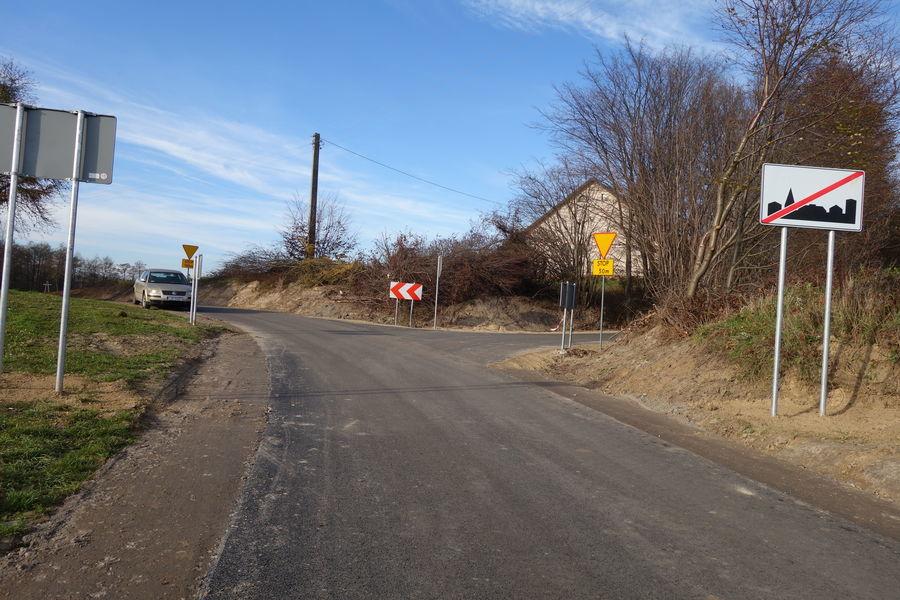 Droga w  Gutanowie 3