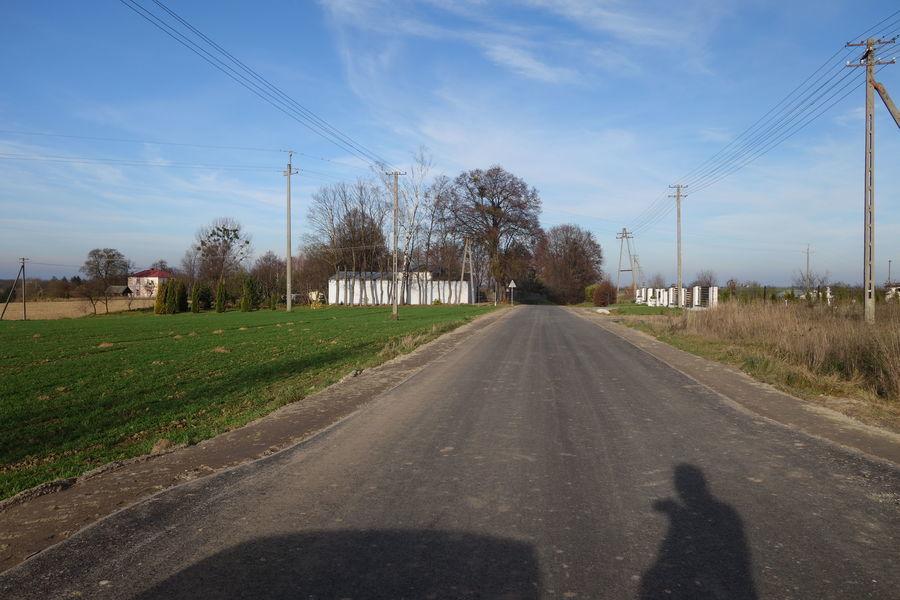 Droga w  Gutanowie 9
