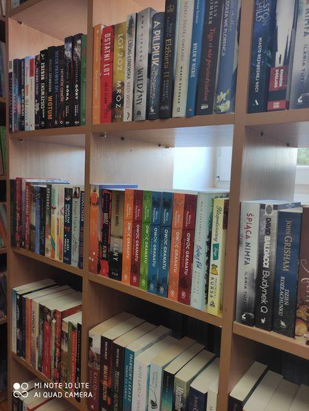 Nowe książki w Bibliotece 2