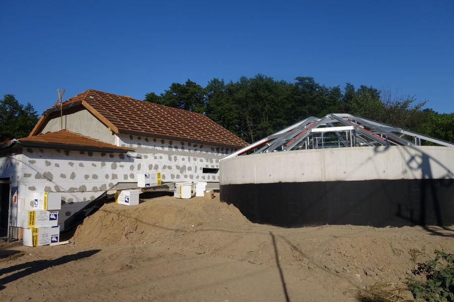 Przebudowa i Rozbudowa Oczyszczalni Ścieków w Garbowie