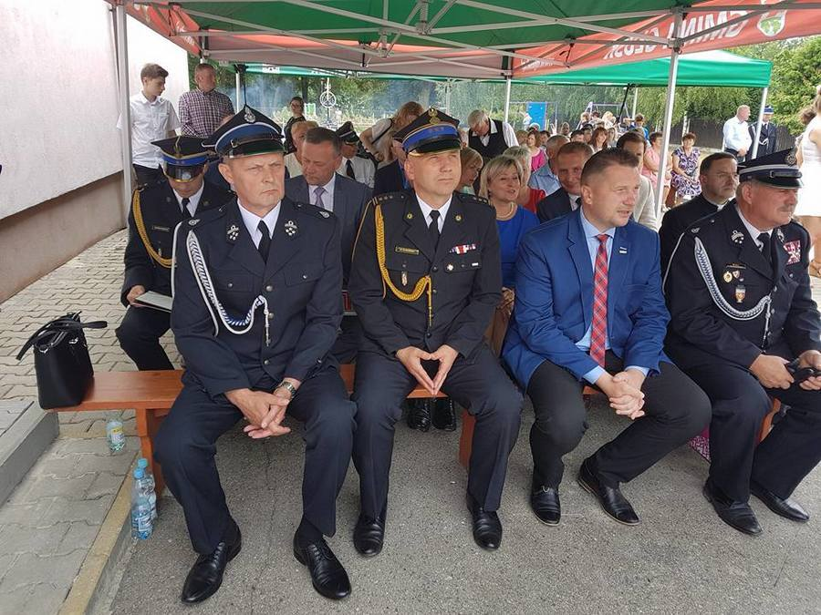 Strażacki jubileusz w Wilczopolu