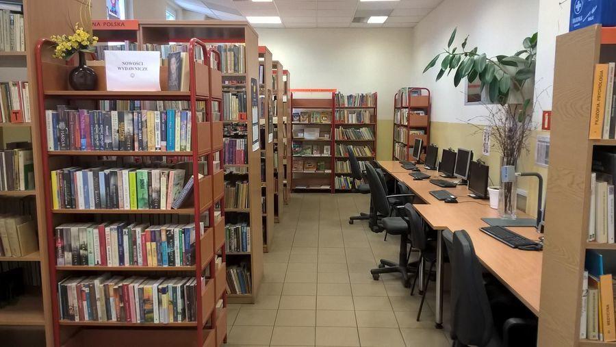 <p><strong>Filia Biblioteczna w Wilczopolu</strong></p>
