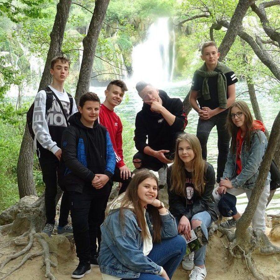 Zagraniczna majówka uczniów z Wilczopola
