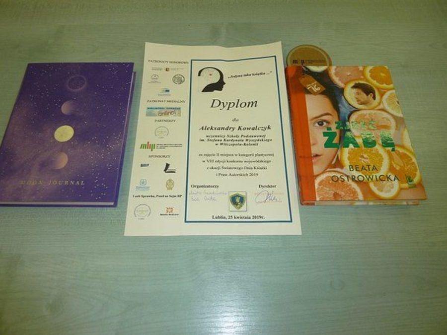 Nagrody za plastyczne opowieści