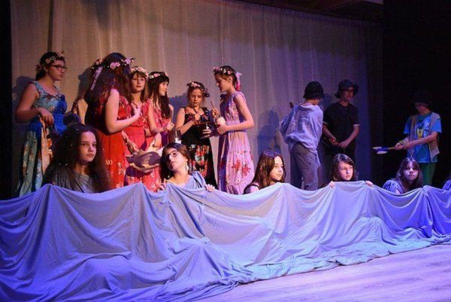Wiosenne prezentacje teatralne
