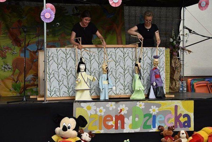 Dziecięcy festyn dla Wiktorii