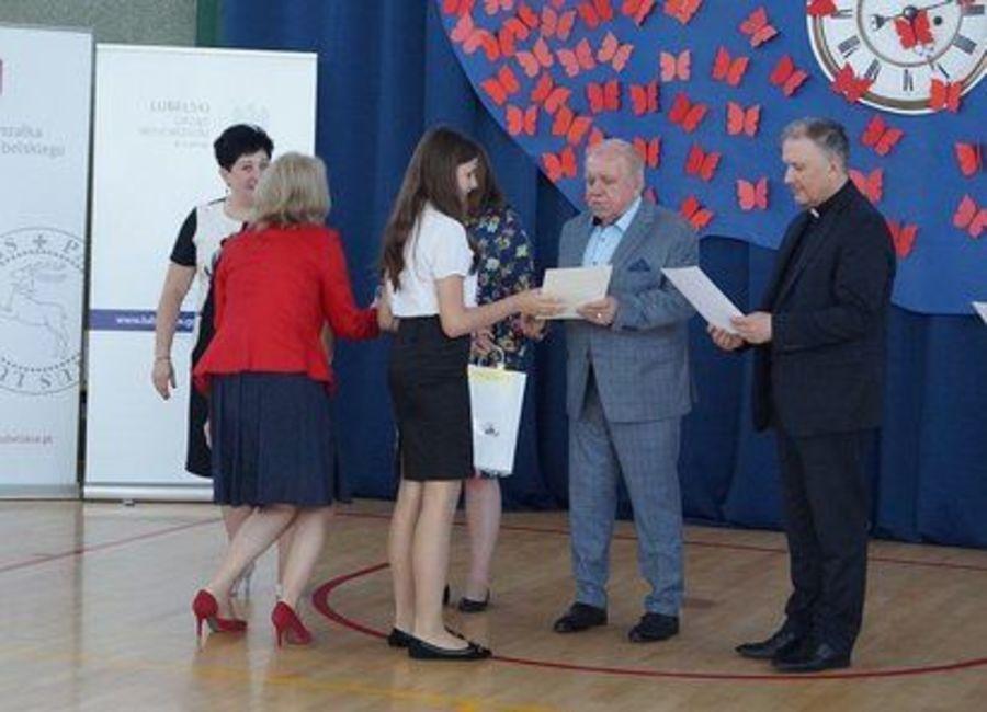 Ogólnopolskie laury w konkursie o Prymasie Tysiąclecia