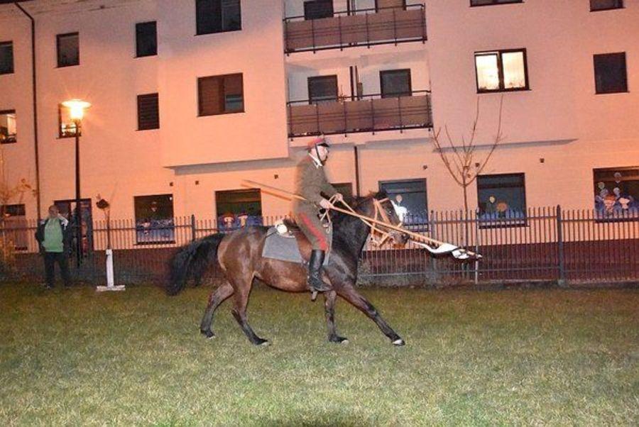 Niepodległościowa wieczornica w Dominowie