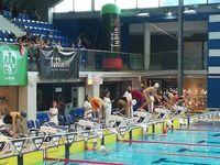 Podwójne podium młodych pływaczek