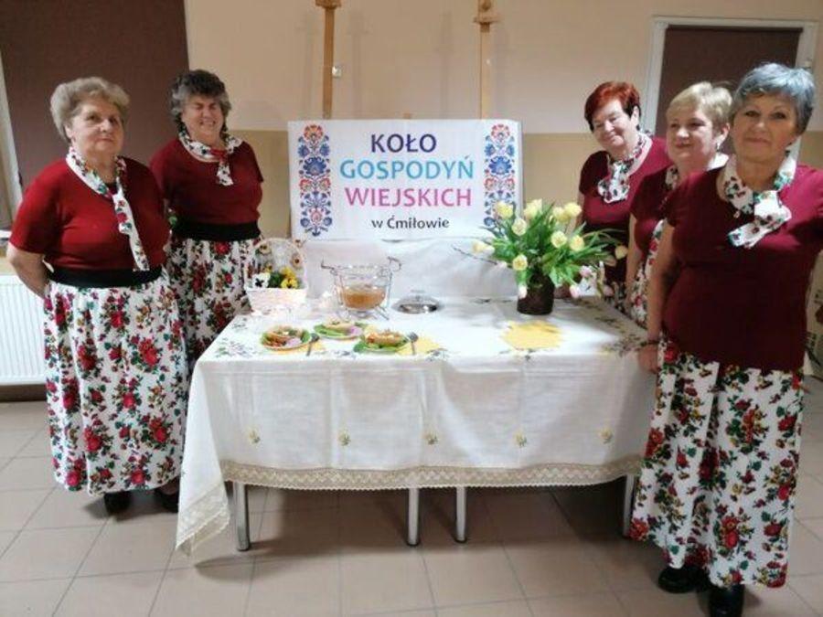 KGW Ćmiłów w wojewódzkim konkursie kulinarnym