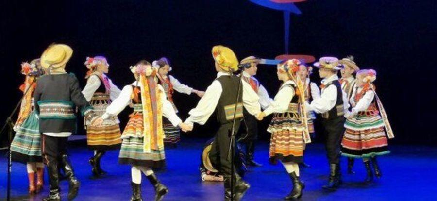 Wzorowy debiut młodych tancerzy