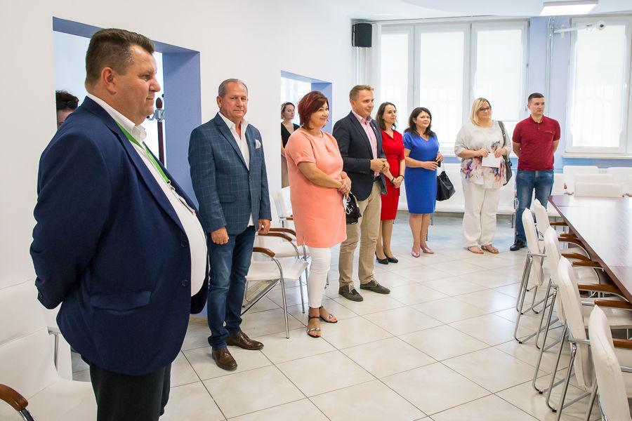Oficjalne otwarcie Wydziału Komunikacji w Niemcach