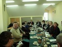 Spotkanie Wójta z sołtysami na zakończenie kadencji 2006 - 2010
