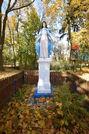 Figura Matki Boskiej w zespole dworsko parkowym z 1901 roku