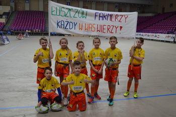 """""""Farmerzy"""" w Ogólnopolskim Finale Szkolnej Ligii Rugby Tag w Warszawie"""