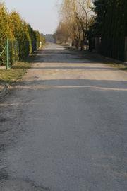 Przebudowa (modernizacja) drogi nr 112539L w miejscowości Turka - etap pierwszy