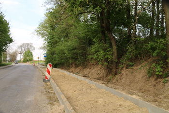 Już niedługo rowerzyści będą mogli zwiedzać naszą gminę i podziwiać jej walory przyrodnicze – kończymy budowę ścieżek rowerowych