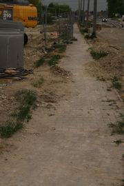 Budowa ronda na DK 82 przy osiedlu Borek – najnowsze informacje z placu budowy