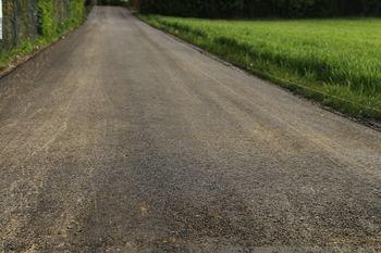 Przebudowa drogi wewnętrznej w Świdniczku