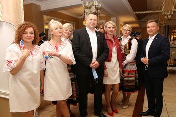 Spotkanie z Prezydentem RP Andrzejem Dudą