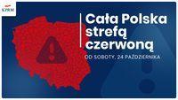 Cała Polska strefą czerwoną