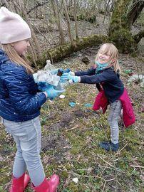 Akcja #sprzątamy_okolicę
