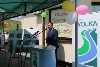 Przemówienie Marka Wojciechowskiego Radnego Sejmiku Województwa Lubelskiego