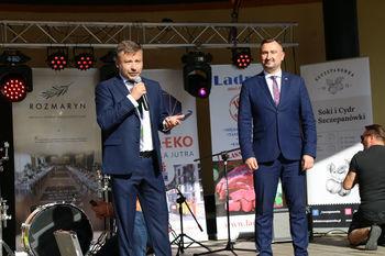 Radny Sejmiku Województwa wraz z Wójtem
