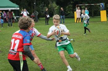 turnieju rugby tag