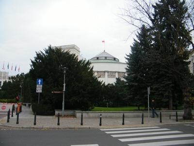Wizyta w Ministerstwie Rolnictwa i w Sejmie RP