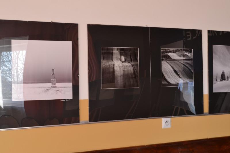 Wystawa Białe oraz Czarne