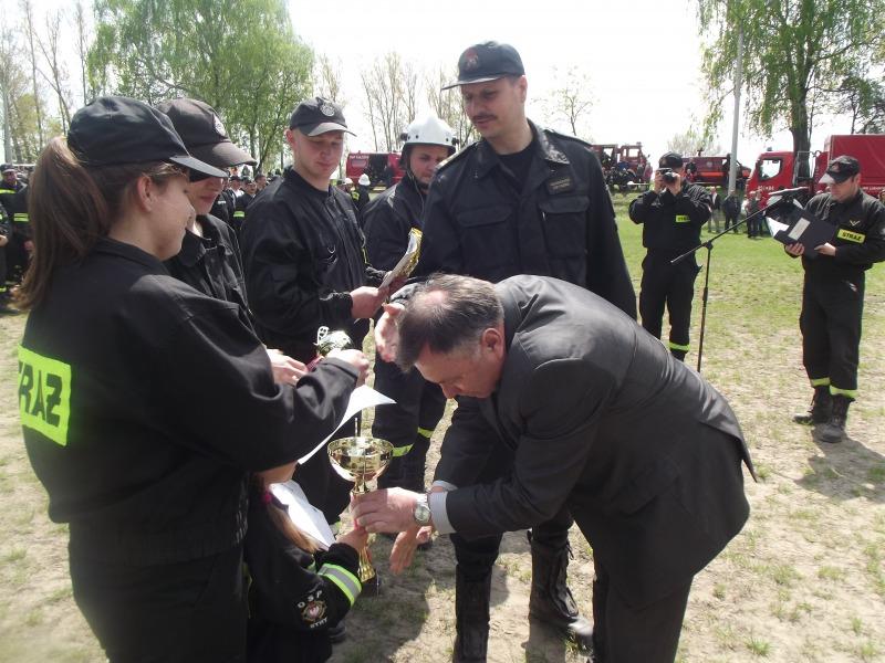 Zawody Sportowo-Pożarnicze 2015