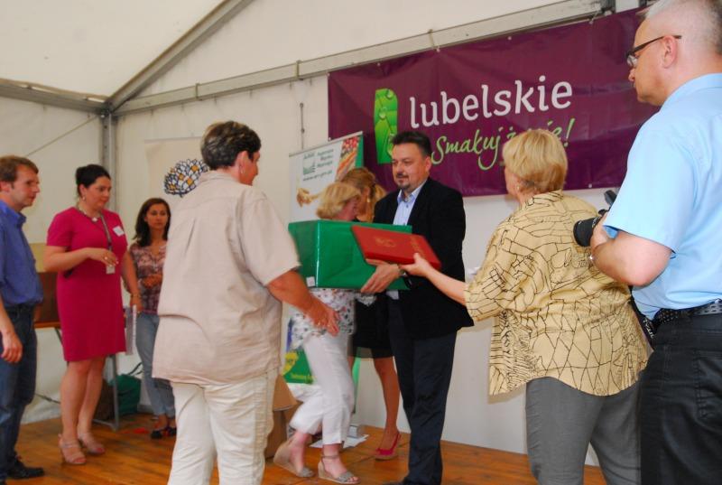 Smaki regionów w Kozłówce