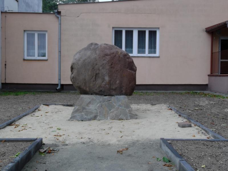 Pomnik w Samoklęskach