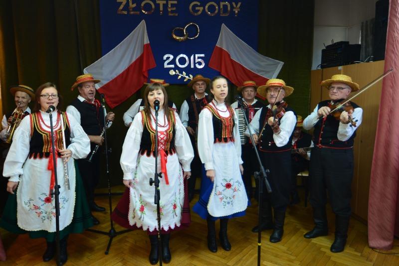 Złote Gody 2015
