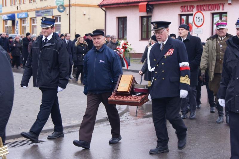 Ostatnie pożegnanie Janusza Karola Cyfrowicza