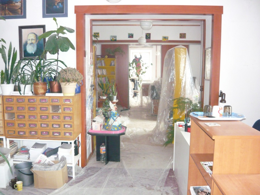 Remont i wyposażenie budynku byłej szkoły z przeznaczeniem na Centrum Kultury i Integracji Społeczne