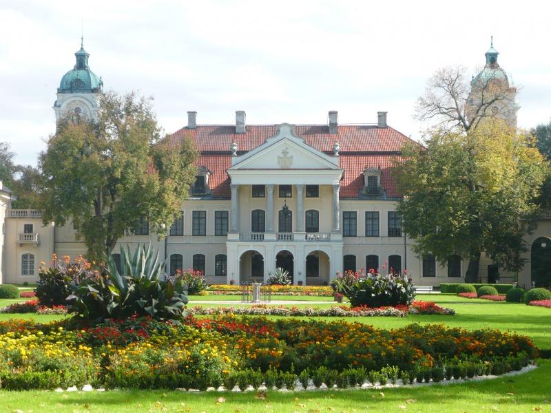 Zespół Pałacowo- Parkowy w Kozłówce