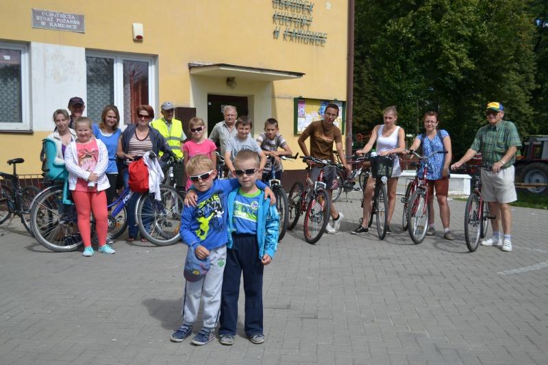 Rowerowe lato na ziemi lubartowskiej 2013