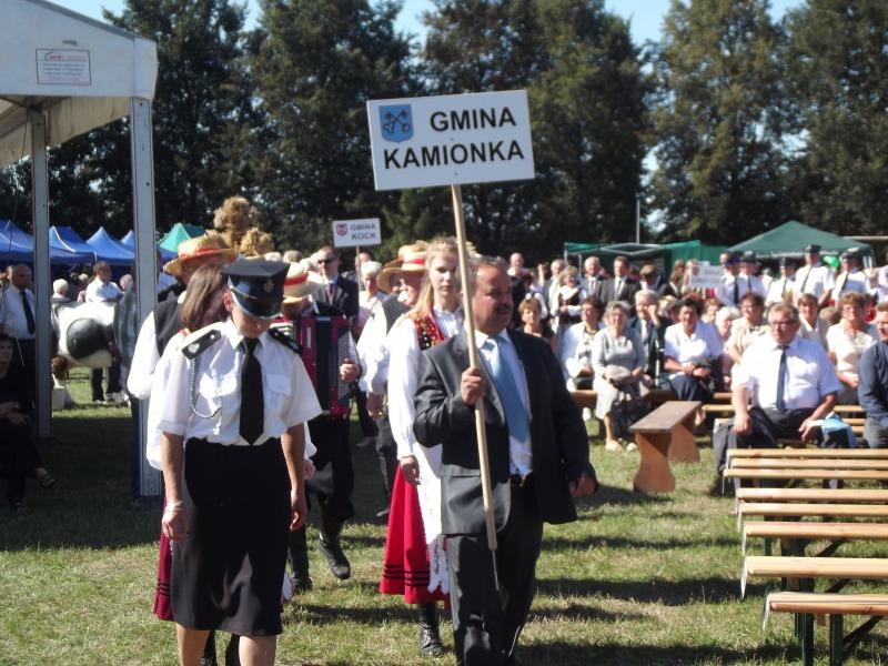 Dożynki Powiatowe - Abramów 2013