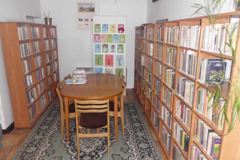 biblioteka samokleski