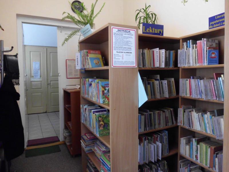 biblioteka staroscin