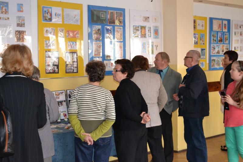 Wystawa z okazji kanonizacji Jana Pawła II