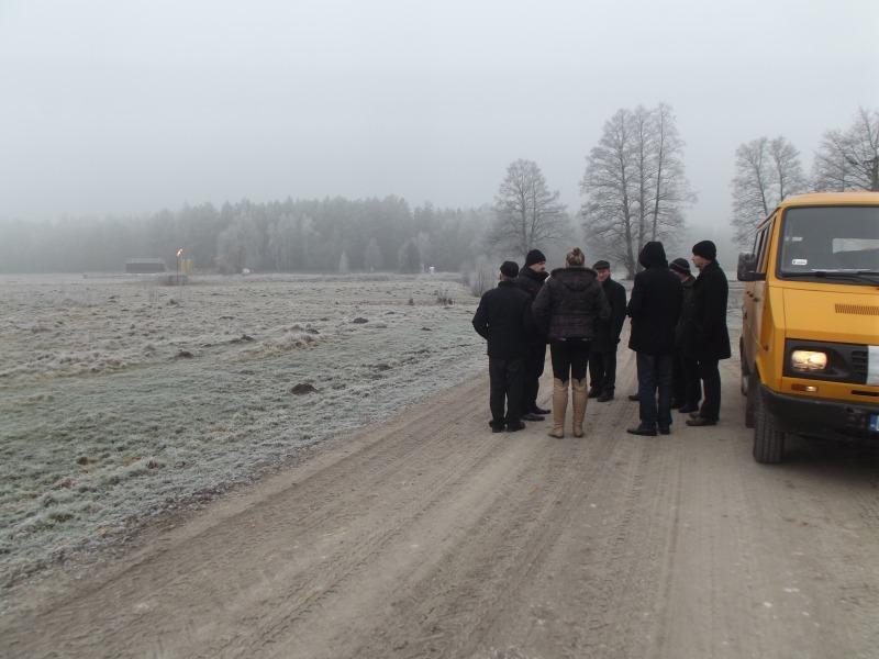 Komisja Gospodarcza - wizytacja