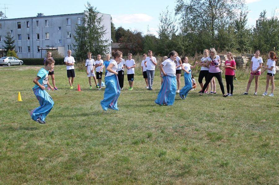 Europejski Tydzień Sportu w Zespole Szkół w Kamionce
