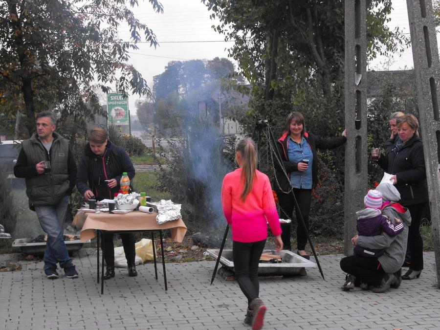 Święto Pieczonego Ziemniaka w Kierzkówce
